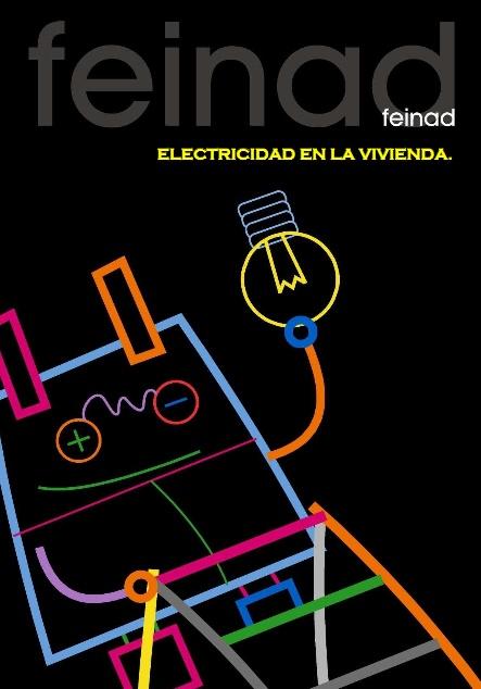 Manual FEINAD de ELECTRICIDAD EN LA VIVIENDA