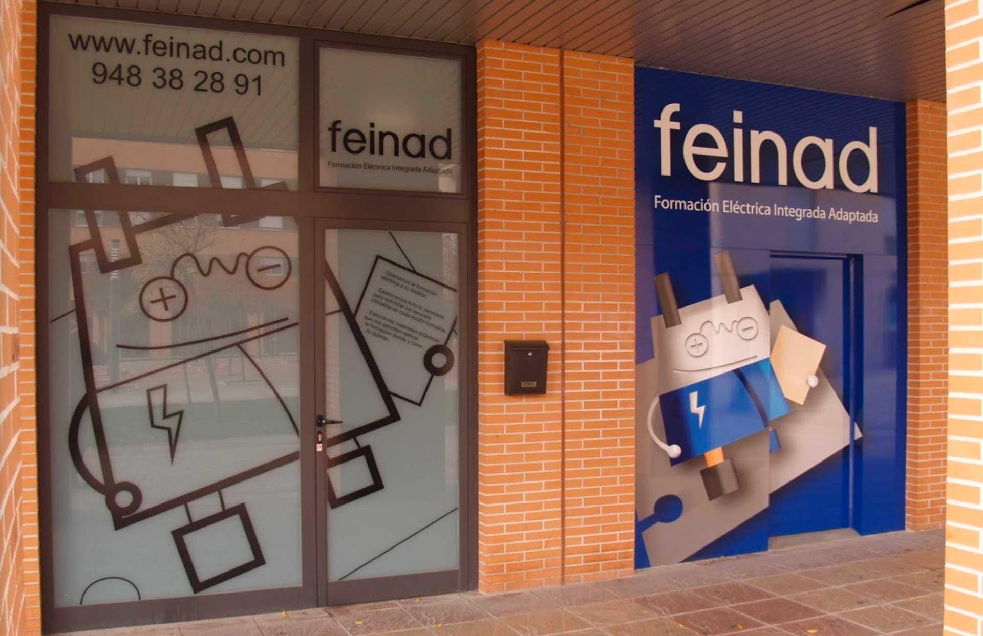 FEINAD. Centro de estudios eléctricos